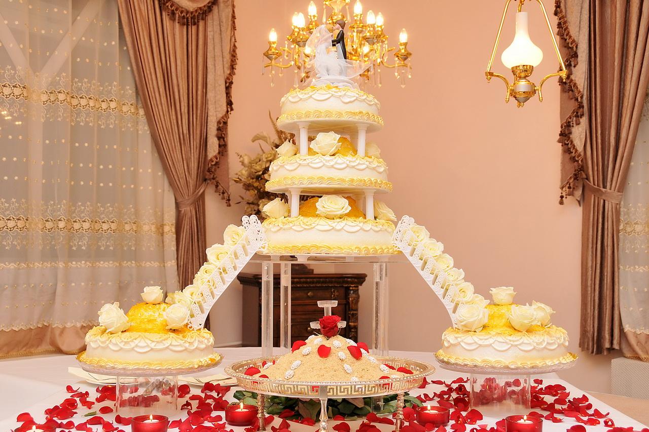 Kuchen und Gebäck